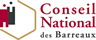 Logo du Conseil National du Barreaux