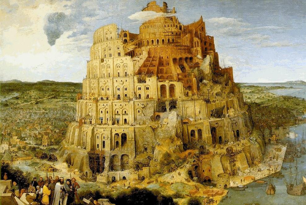 Babel Bruegel