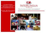 InterLingua Events Presentation, clic to download (18 pages - 1,75 Mo)