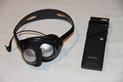 Bosch DCN Integrus headphone and receiver